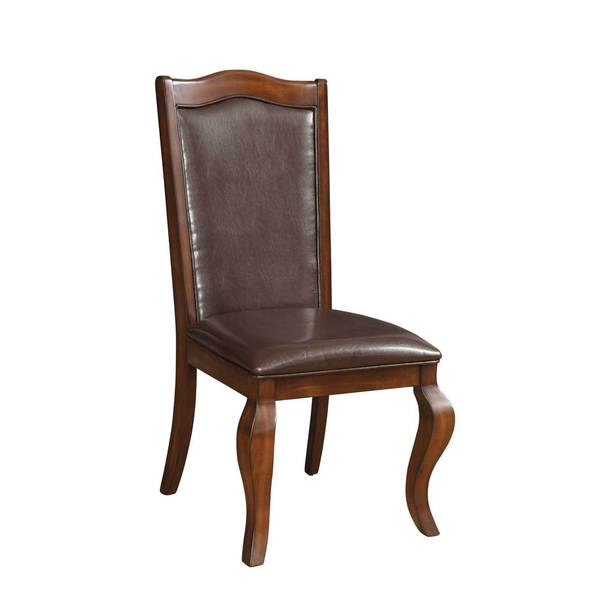 Upholstered Traditional Dining Chair