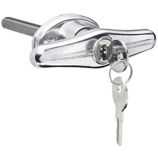 "Stanley Hardware 730880 Garage Door ""T"" Locking Handle"