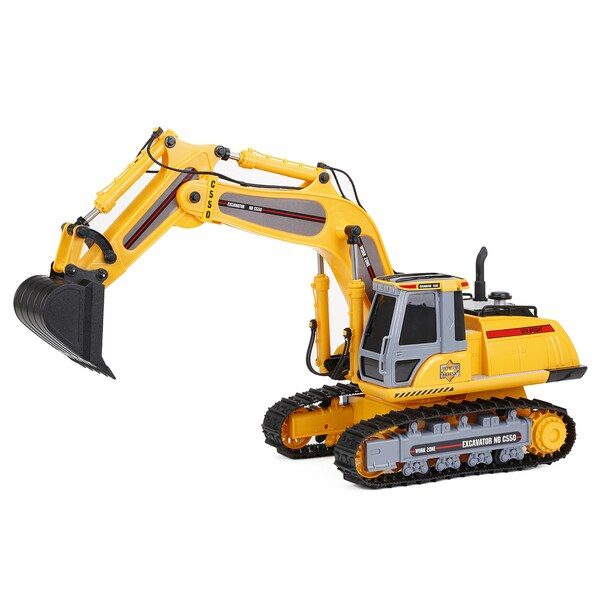 New Bright Remote Control Full Function Excavator
