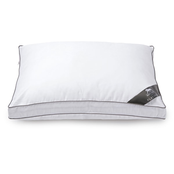 MGM Grand at Home Platinum Hotel Cotton Pillow