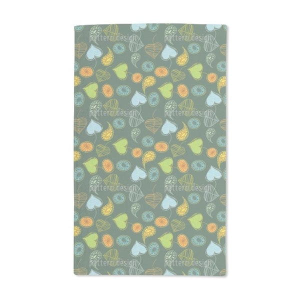 Tutti Frutti Hand Towel (Set of 2)