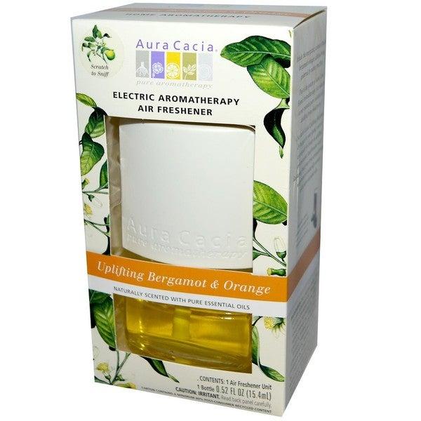 Aura Cacia Electric Aromatherapy Air Freshener