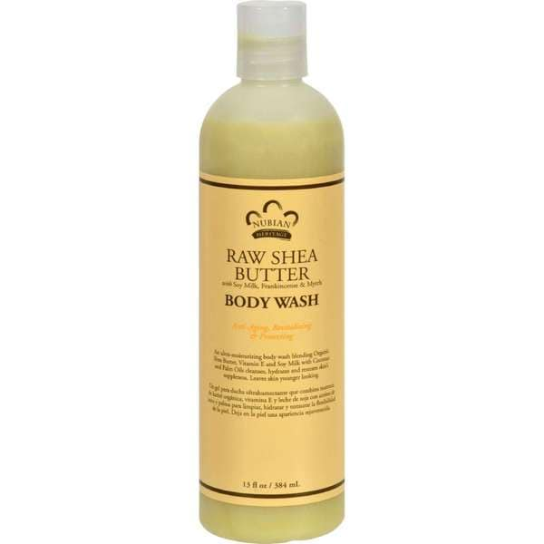 Nubian Heritage Raw Shea Butter Body Wash