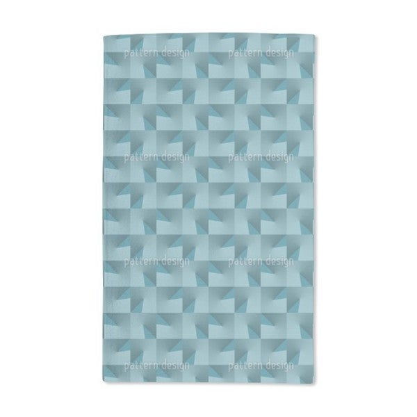 Broken Glass Hand Towel (Set of 2)