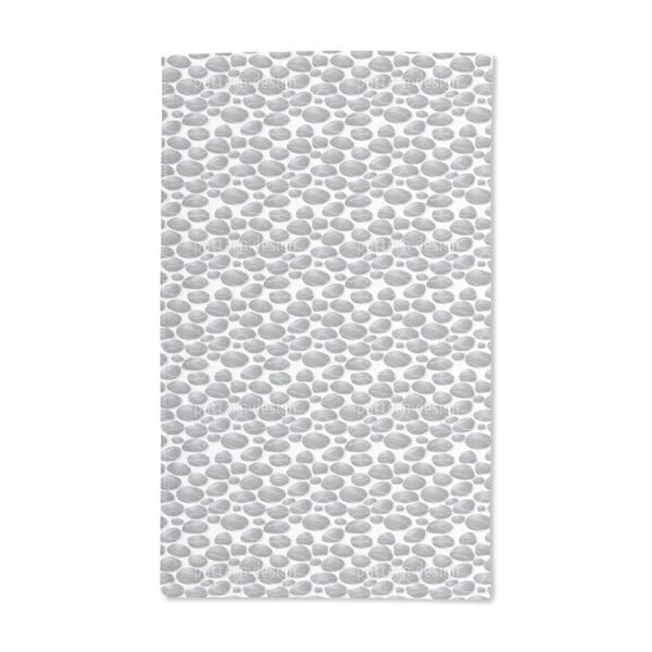 Silent Stones Hand Towel (Set of 2)