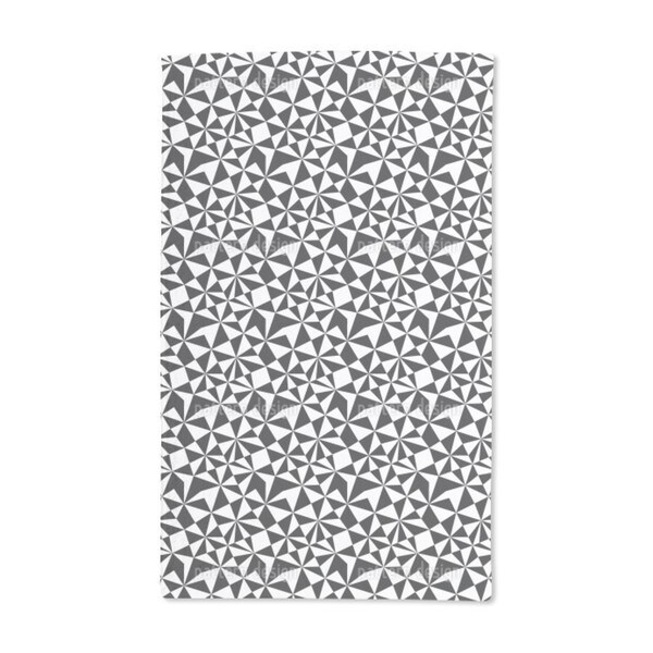 Op Mosaic Hand Towel (Set of 2)