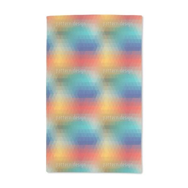 Disco King Hand Towel (Set of 2)