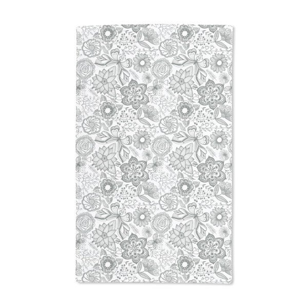 Natural Beauty Hand Towel (Set of 2)