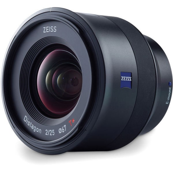 Zeiss Batis 25mm f/2 Lens for Sony E Mount