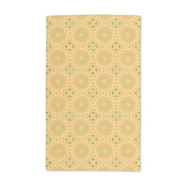 Pandora Floral Hand Towel (Set of 2)