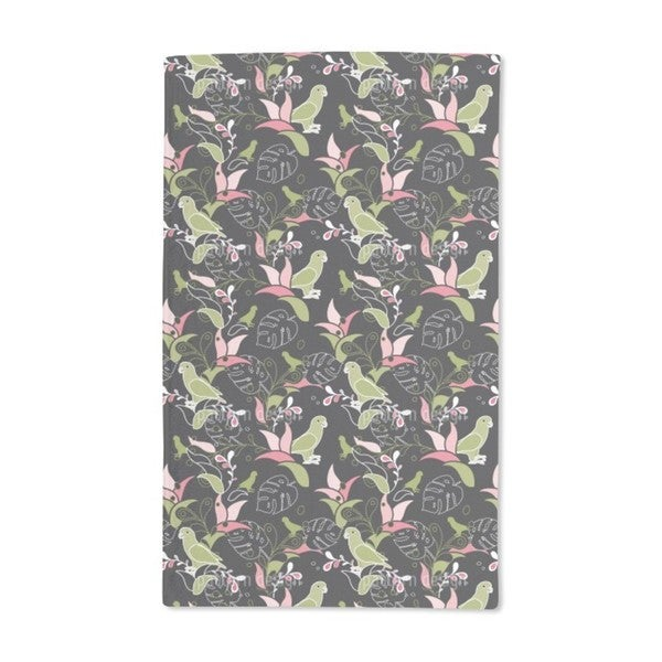 Paradise Birds Hand Towel (Set of 2)
