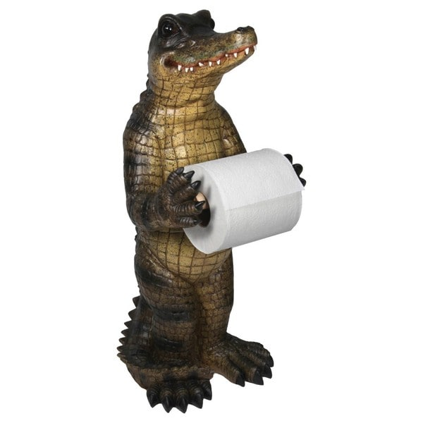REP Standing Toilet Paper Holder
