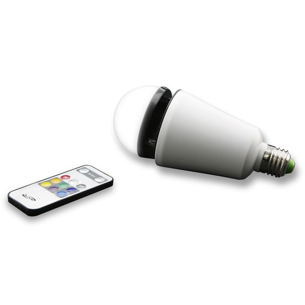 iLive Wireless Speaker and LED Light Bulb