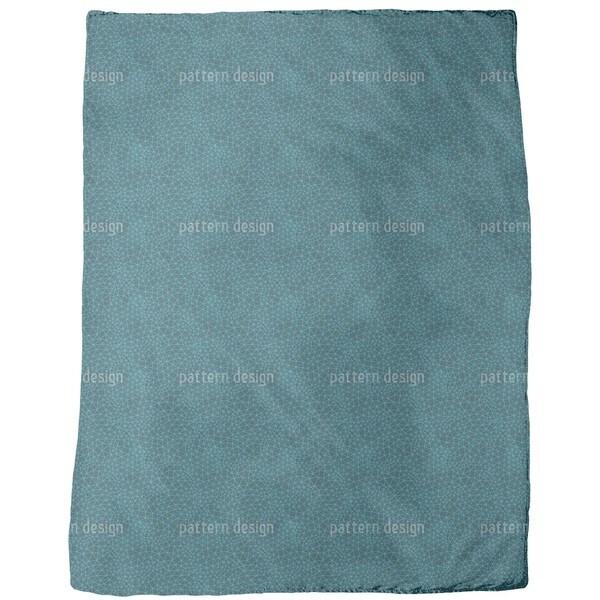 Digital Universe Fleece Blanket