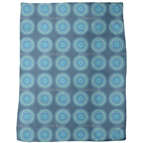 Fidelio Blue Fleece Blanket