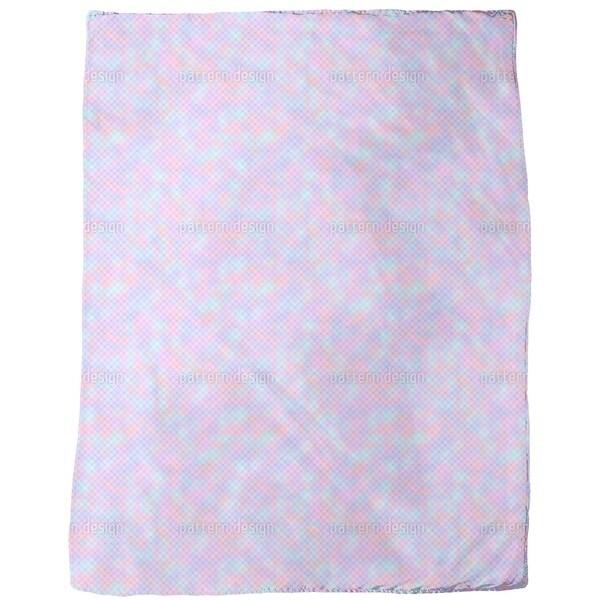 Soft Diamonds Fleece Blanket