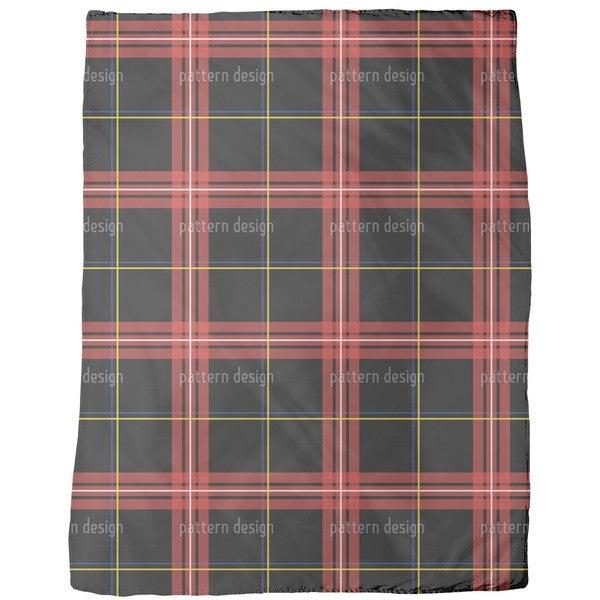 Lord Hampton Fleece Blanket