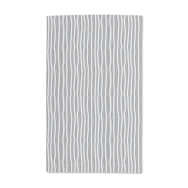 Australian Stripes Hand Towel (Set of 2)