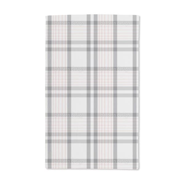 Earl Grey Hand Towel (Set of 2)