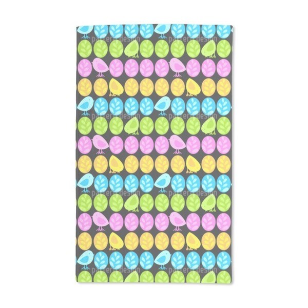 Easter Pleasure Hand Towel (Set of 2)