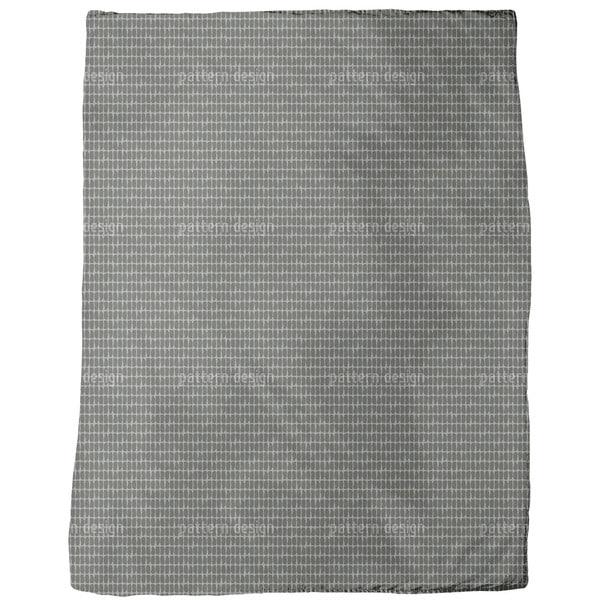 Scale Skinning Fleece Blanket