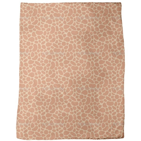 Giraffe Baby Fleece Blanket
