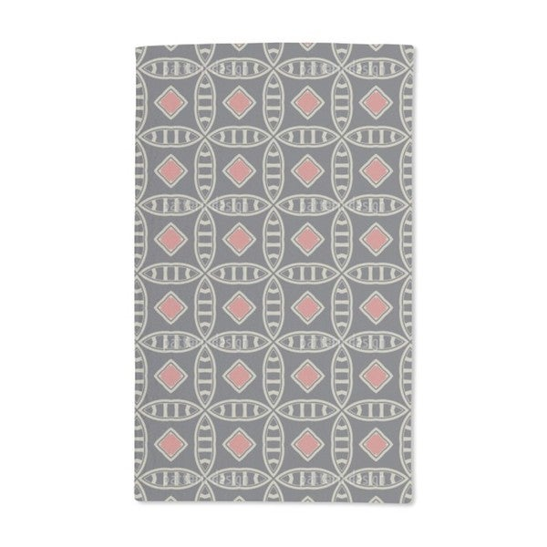 Mister Grey Hand Towel (Set of 2)