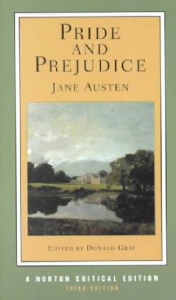 "pride and prejudice literary criticism Pride and prejudice he is rejected without ceremony and elizabeth's words ""had you behaved in a more gentlemanlike manner"" and her criticism of his."