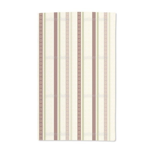 Cafe Apart Hand Towel (Set of 2)