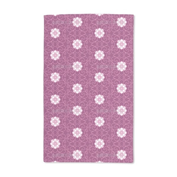 Sleeping Beauty Hand Towel (Set of 2)