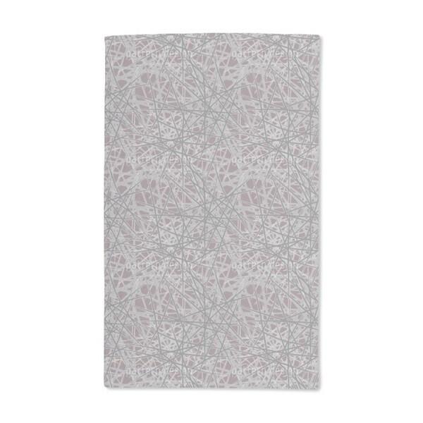 Thorn Bush Hand Towel (Set of 2)