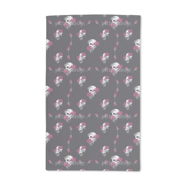 The Grave of Rocky Rose Hand Towel (Set of 2)