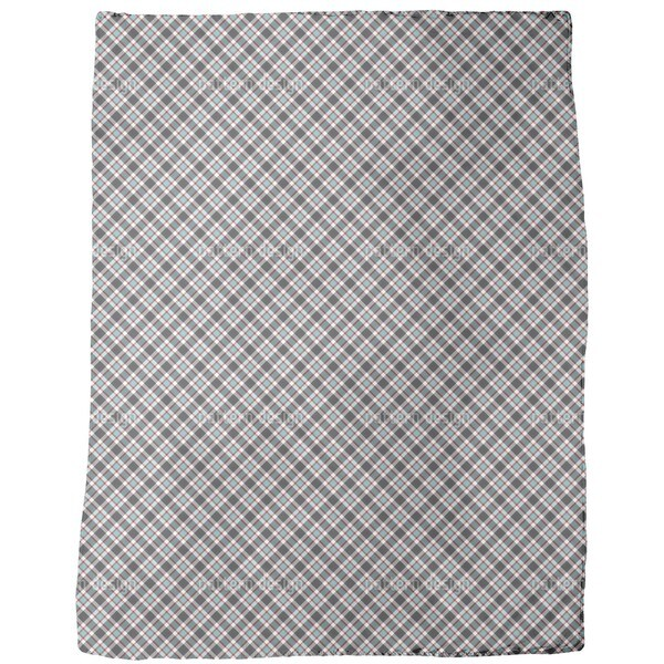 Tartan Fleece Blanket