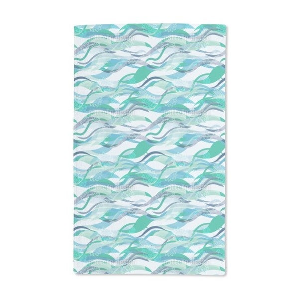 Mermaids Dream Hand Towel (Set of 2)