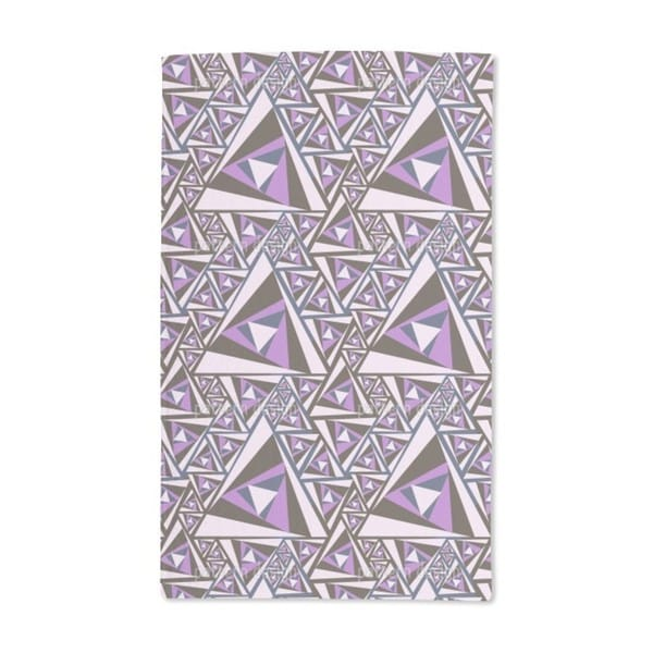 Triangle Rotation Hand Towel (Set of 2)