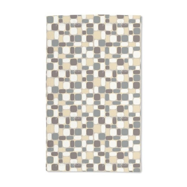 Stone By Stone Hand Towel (Set of 2)
