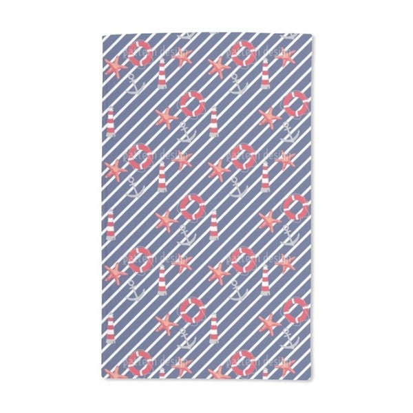Saint Tropez Hand Towel (Set of 2)