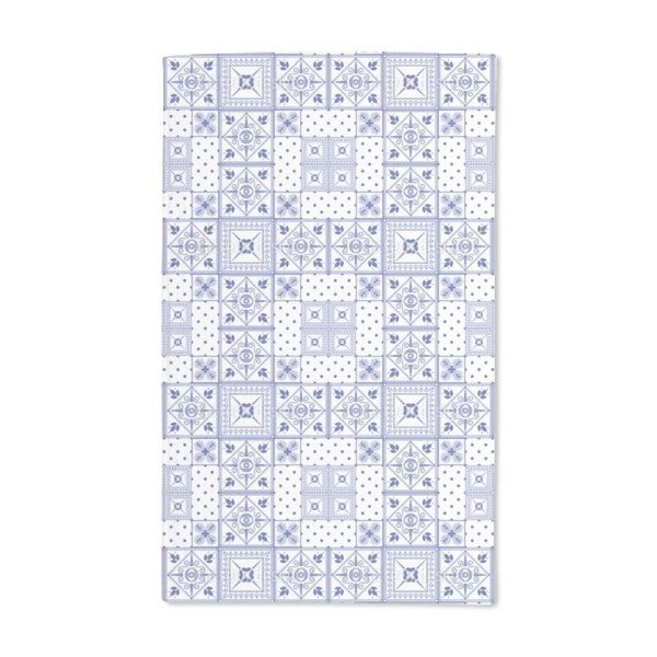 Classic Tiles Hand Towel (Set of 2)