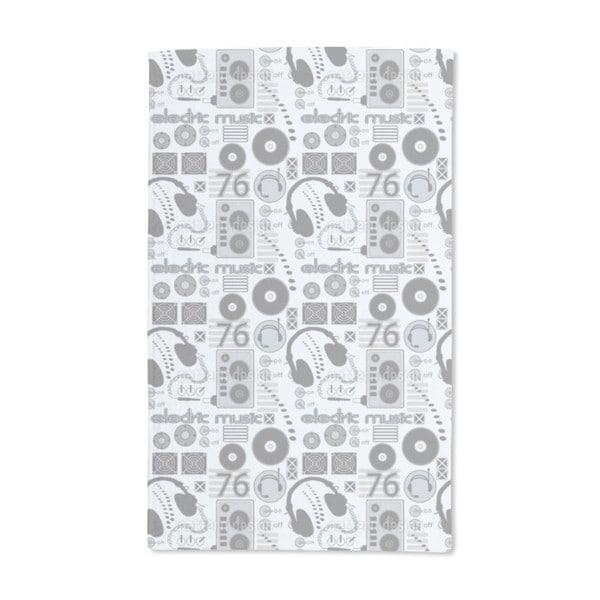 Disc Jockey Hand Towel (Set of 2)