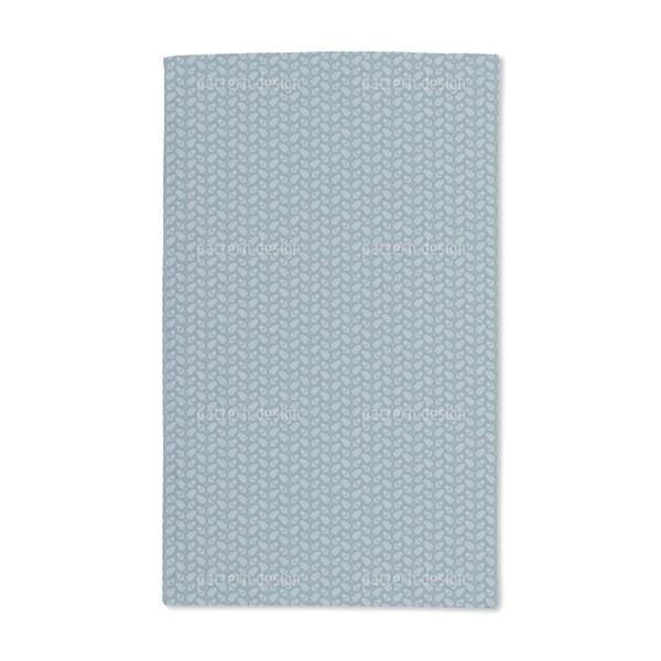 Alpine Oak Hand Towel (Set of 2)