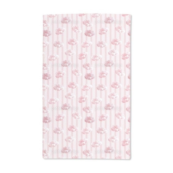 Cottage Roses Hand Towel (Set of 2)