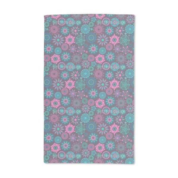 The Flowers of Pandora Hand Towel (Set of 2)