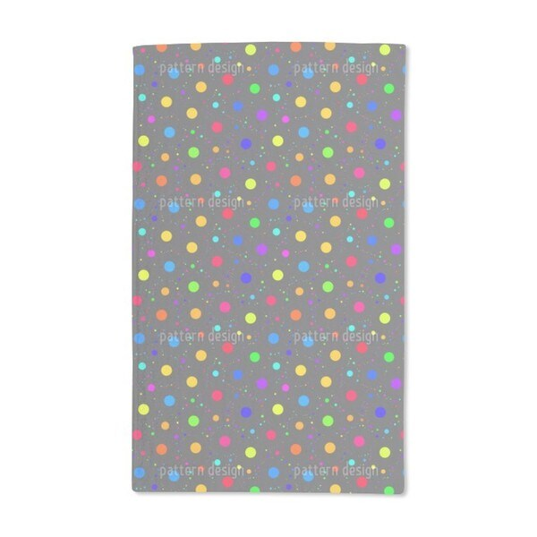 Space Baby Bubble Hand Towel (Set of 2)