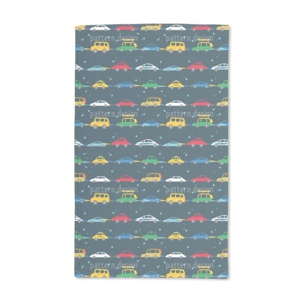 Travelers in the Night Hand Towel (Set of 2)