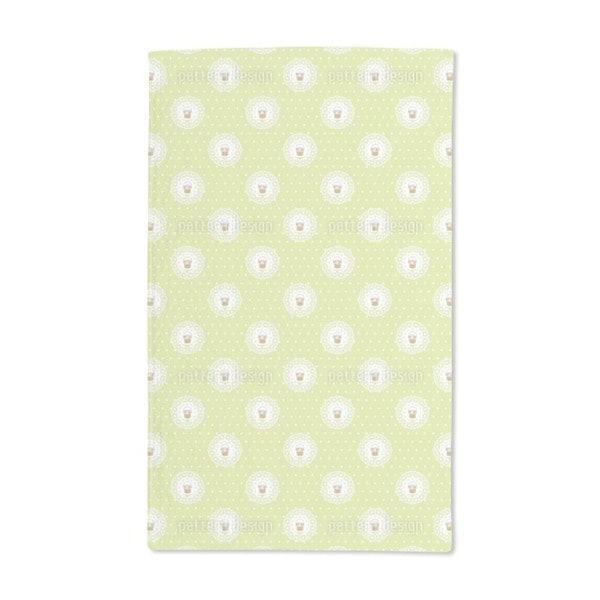 Easter Baskets Hand Towel (Set of 2)