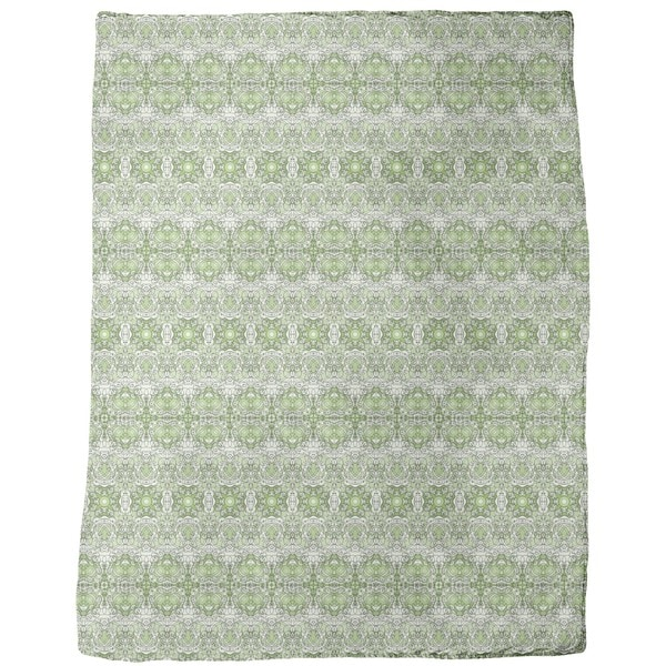 The Kings Gardener Fleece Blanket