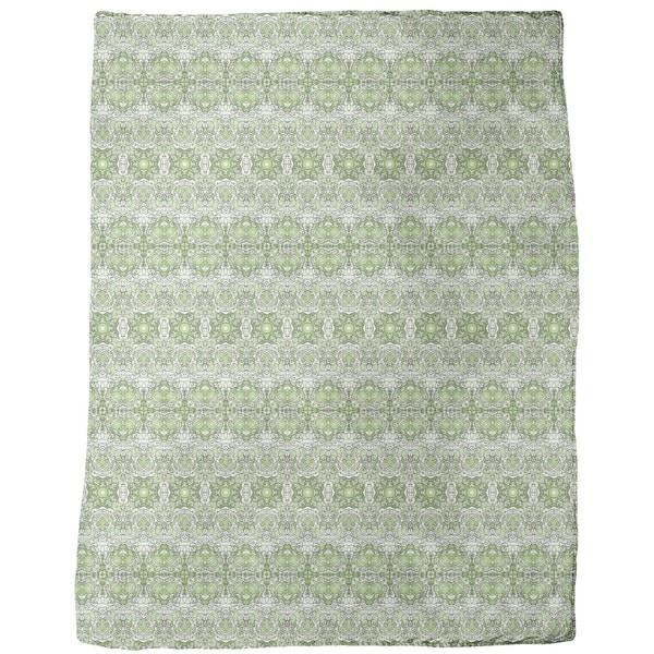 The Kings Gardener Fleece Blanket