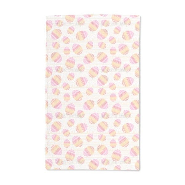 Easter Eggs Hand Towel (Set of 2)