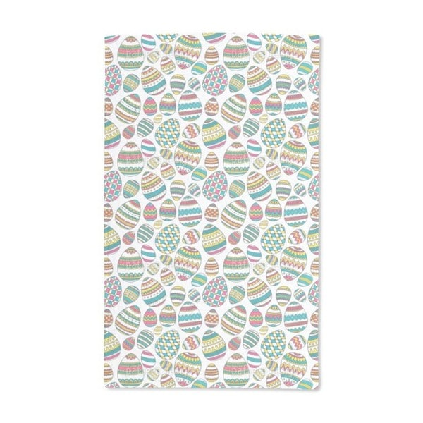 Decorated Eggs Hand Towel (Set of 2)