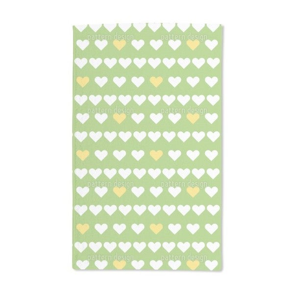 Young Love Hand Towel (Set of 2)